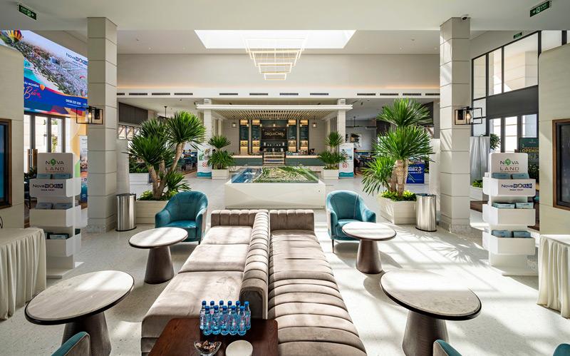 Saigon Casa thích hợp cho những ai yêu thích không gian yên tĩnh, đẹp lạ