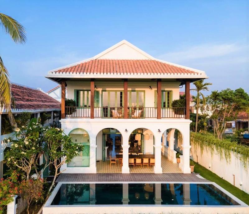 Villa Cẩm Châu, Hội An