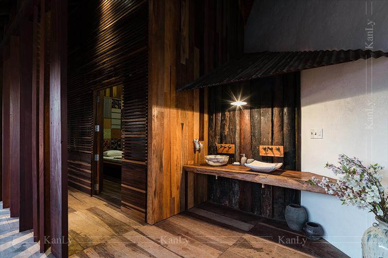 Lựa chọn thiết bị vệ sinh phòng tắm theo phong cách xưa cũ, cổ điển