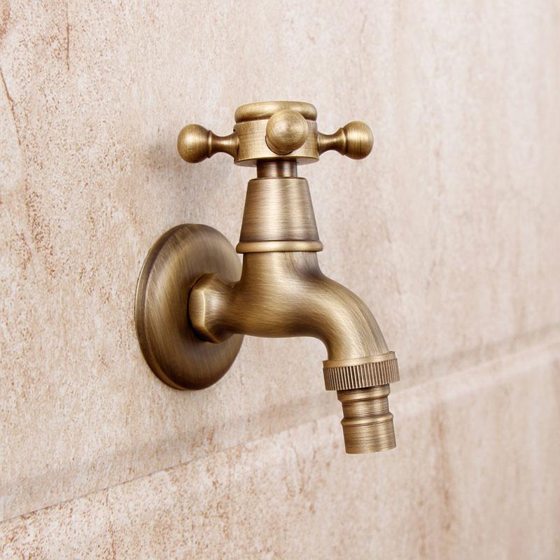 Vòi nước lạnh gắn tường, vòi xả nước, vòi hồ