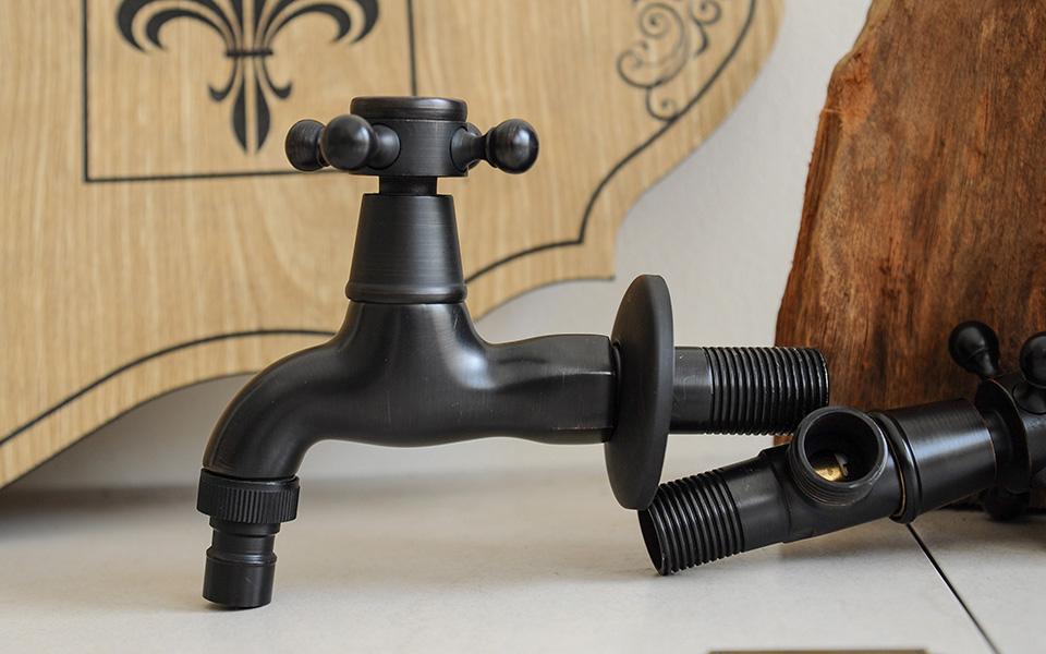 Vòi nước gắn tường, vòi xả nước, vòi hồ
