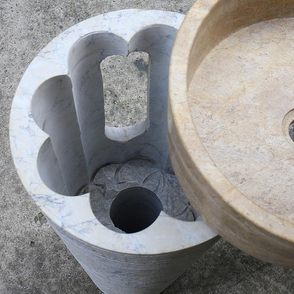 Thiết kế tiêu chuẩn lỗ xả thoát mước