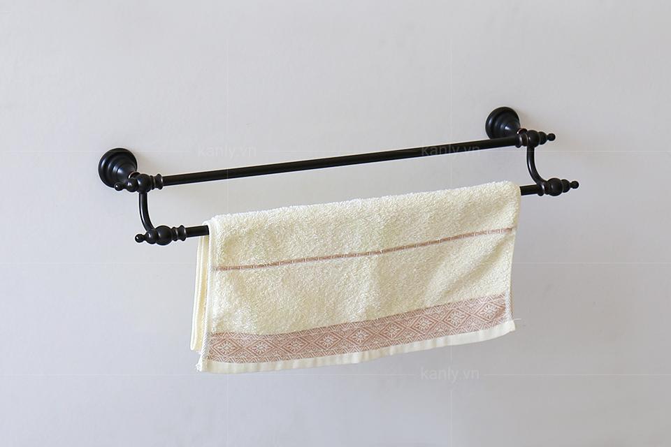 GGiá treo khăn tắm 2 tầng GCK12B