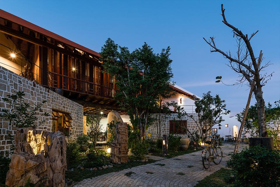 Công trình Nhà gỗ Nha Trang do KanLy cung cấp các thiết bị vệ sinh