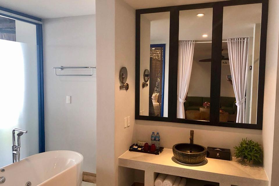 Thiết bị vệ sinh KanLy cung cấp cho công trình L'Azure Resort and Spa