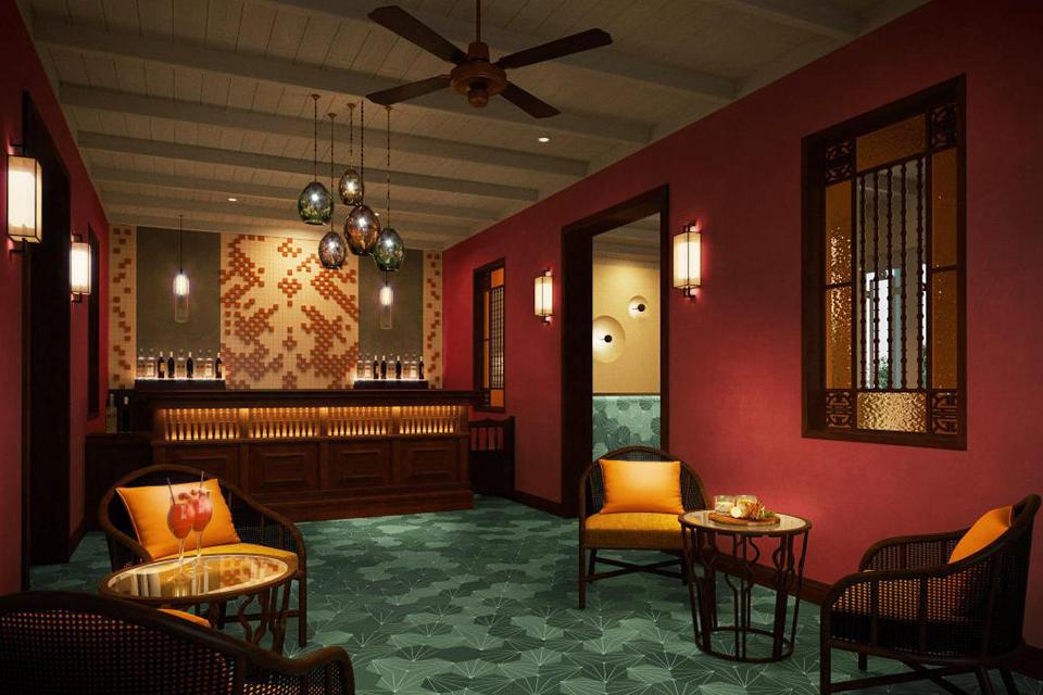 Cozy Savvy Boutique Hotel mang phong cách kiến trúc cổ xưa