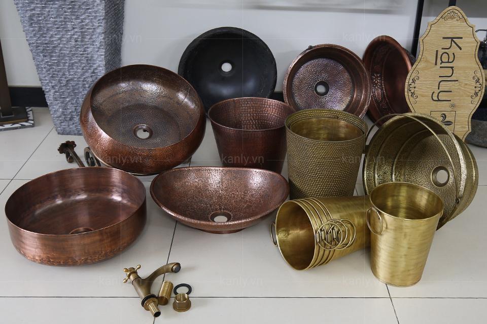 KanLy®là nhà cung cấp các loạithiết bị chậu, xô, lavabo bằng đồng