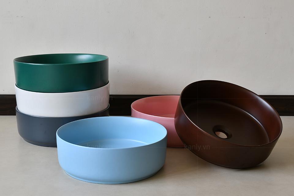 Đa dạng về màu sắc mang đến giải phápdécor phong cách nổi bật