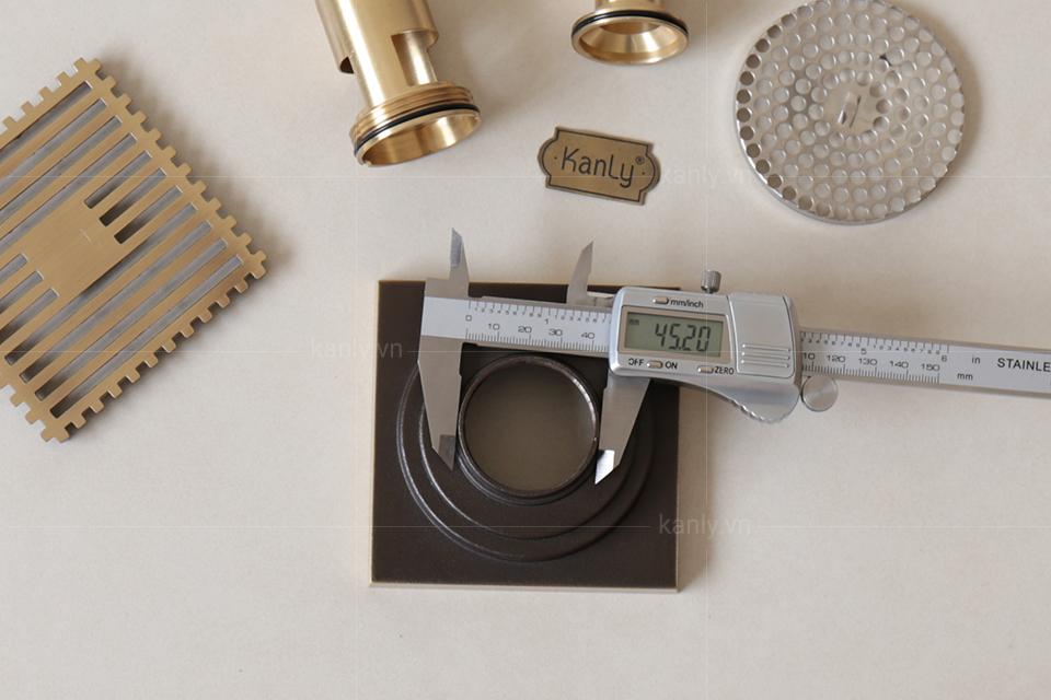 Phù hợp cho các loại ống 60-90 mm