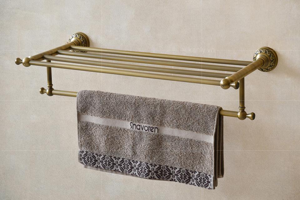 Kệ để khăn nhà tắm GCH13