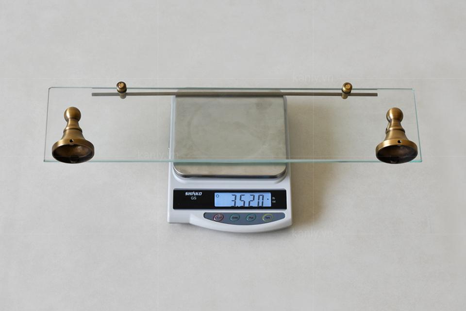 Trọng lượng của thiết bị