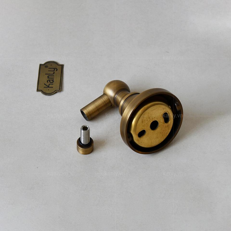 Ốc vặn bằng đồng