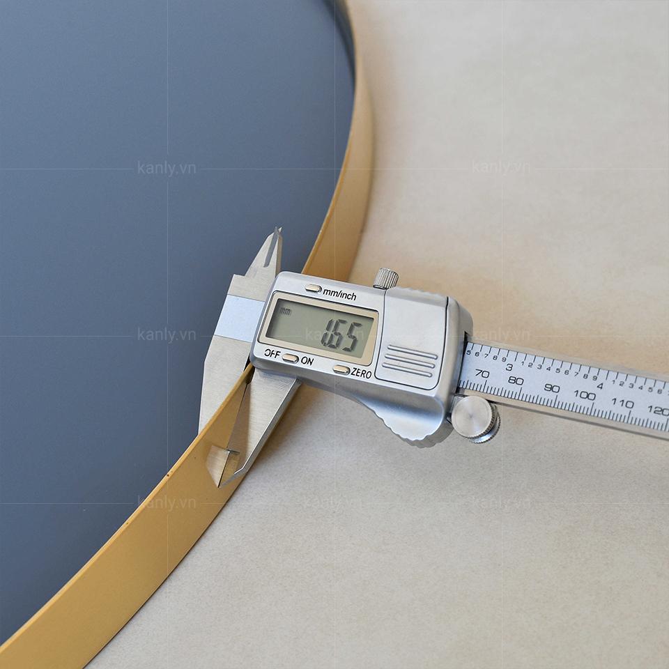 Khung gương đồng có độ dày 1.6 mm chất lượng