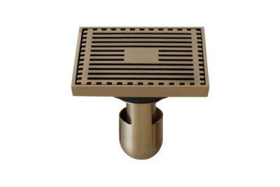 Phễu bằng đồng đúc kiểu GCP11 là một kiểu dáng như đồng nguyên khối, ngăn mùi, ngăn côn trùng