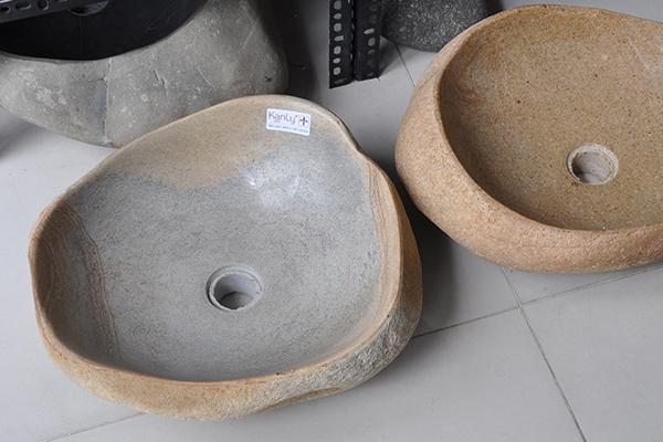 Lavabo đá cuội R15C