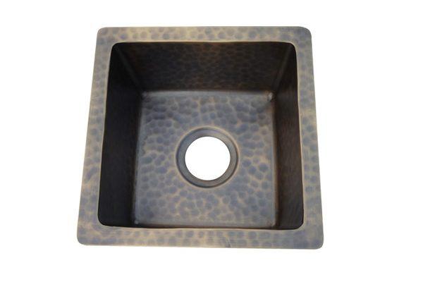 Bồn rửa bằng đồng BSC157