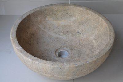 Lavabo đá marble tự nhiên MAR14V