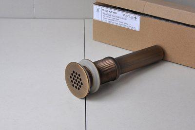Bộ xả cho lavabo đá GCX06 là mã hàng chuyên dụng cho lavabo đá cuội, đá tự nhiên, thoát hết ngay khi xả vòi rửa, không ngâm giữ nước