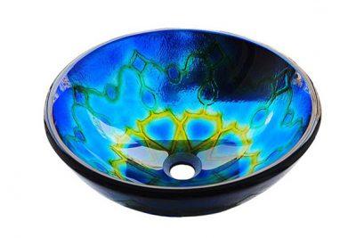 Lavabo bằng kính, lavabo thủy tinh, chậu rửa mặt bằng thủy tinh