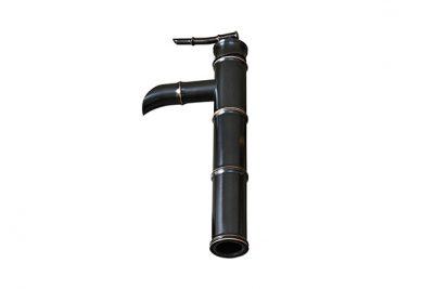 Vòi nước lavabo hình ống tre GCA02B