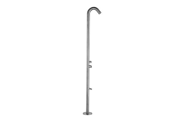 Sen cây tắm đứng ngoài trời KLS9002 mang đến sự sang trọng, cảm giác thoải mái tự nhiên cho không gian ngoại thất phòng tắm, khu vệ sinh của resort, khách sạn