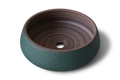 Chậu rửa mặt lavabo sứ SU012 mang lại vẻ đẹp mỹ thuật cho không gian kiến trúc nội thất